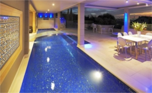 2011 MBA Excellence in Swimming Pool Awards Winner Traditional or Geometric Concrete Pools 100,001 & over