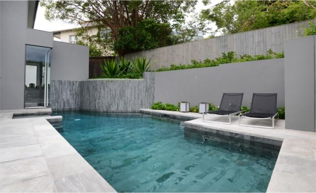 2014 MBA Excellence in Swimming Pool Awards Winner Traditional or Geometric Concrete Pools 50,001 – 100,000