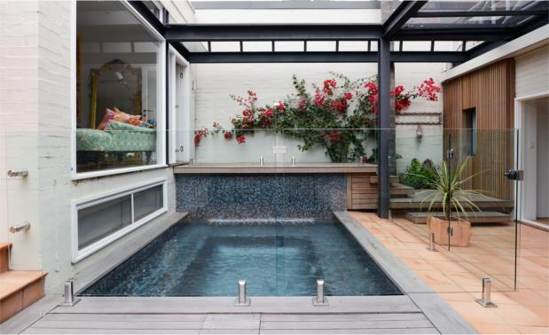 2016 MBA Excellence in Swimming Pool Awards Winner Residential Spas