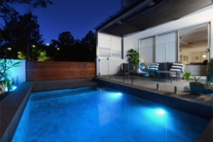 2018 MBA Excellence in Swimming Pool Awards Winner Residential Spa